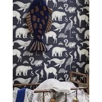 Ferm Living - Katie Scott Wallpaper - Animals