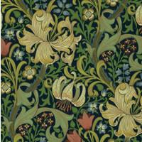 Morris & Co -Golden lily