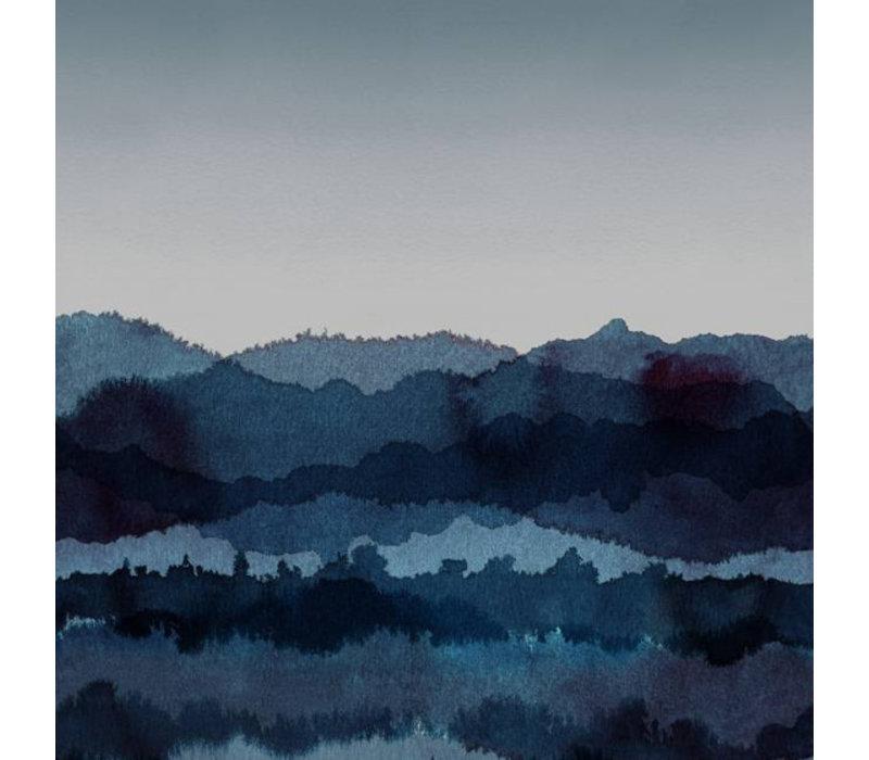 Midnatt (behangpaneel)