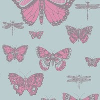 Cole & Son - Butterflies & Dragonflies 103/15062