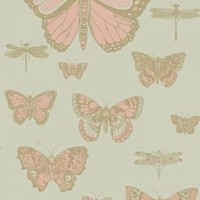 Cole & Son - Butterflies & Dragonflies 103/15063