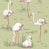 Cole & Son Cole & Son - Flamingos 112/1038