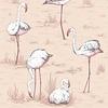Cole & Son Cole & Son - Flamingos 112/1039