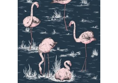 Cole & Son Flamingos