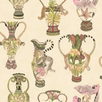 Cole & Son - Khulu Vases 109/12057