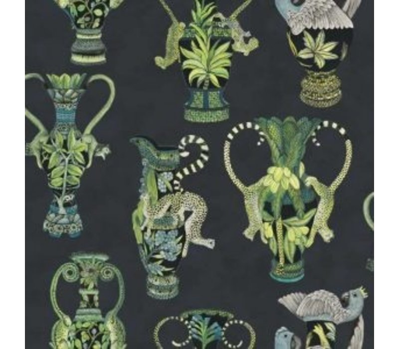 Cole & Son - Khulu Vases 109/12058