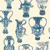 Cole & Son - Khulu Vases 109/12059