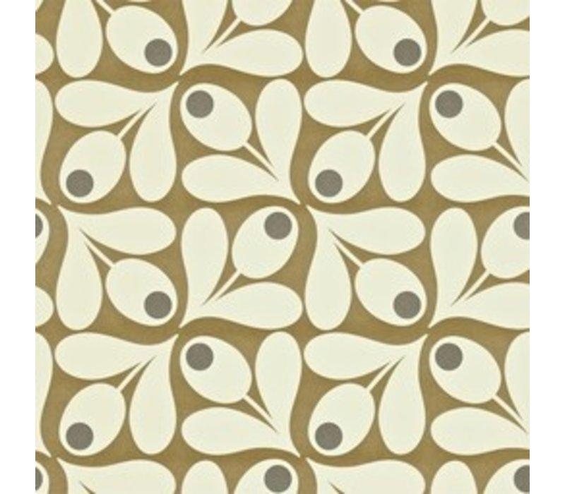 Orla Kiely - Acorn Spot  Brown