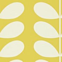 Orla Kiely  - Giant Stem  Yellow