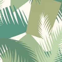 Cole & Son - Deco Palm 105/8037
