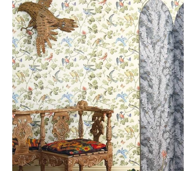 Cole & Son - Winter birds 100/2007