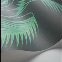 Palm leaves 112-2007 (Donker Groen)