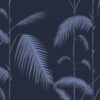 Cole & Son Palm leaves 112-2008 (Donker Blauw)