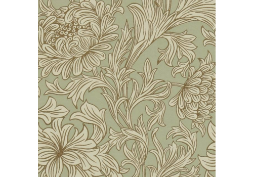 Morris & Co Chrysanthemum Toile