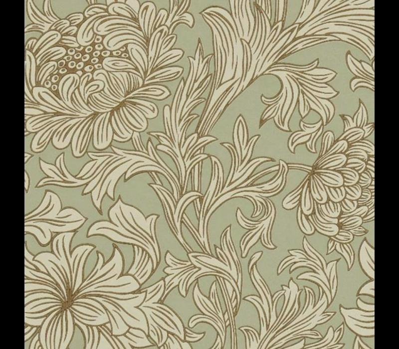 Morris & Co - Chrysanthemum Toile