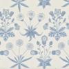 Morris & Co Morris & Co - Daisy Blue/Ivory