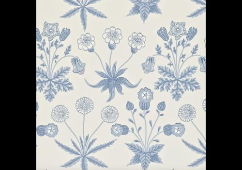 Morris & Co Daisy Blue/Ivory