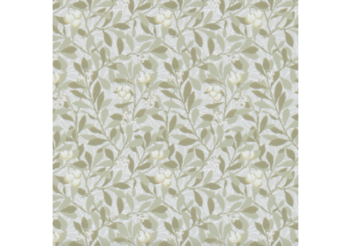 Morris & Co Arbutus Linen/Cream