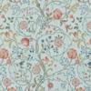 Morris & Co Morris & Co - Mary Isobel Silk Blue/Pink