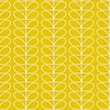 Orla Kiely behang Linear Stem - Mimosa