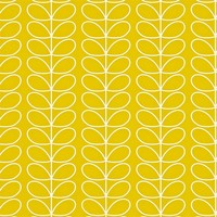 behang Linear Stem - Mimosa