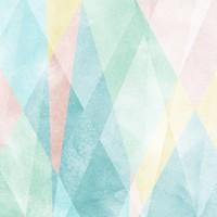 Sandberg behangpaneel Prisma Multi-Colored