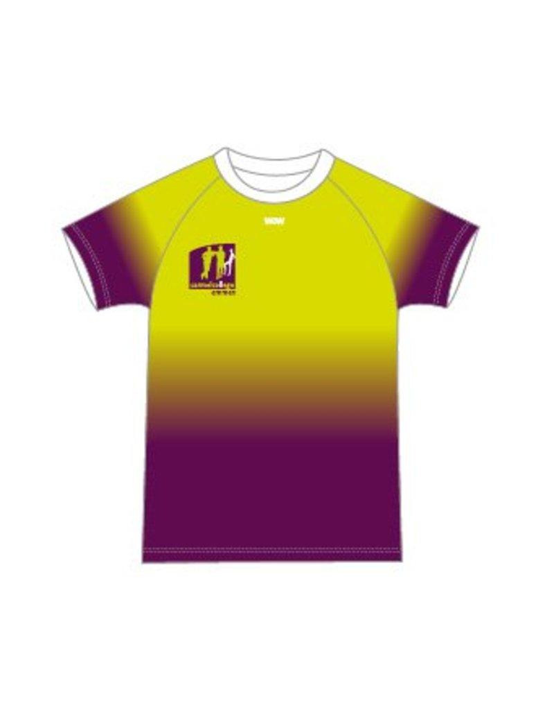 WOW sportswear WOW Sportshirt Basic Unisex