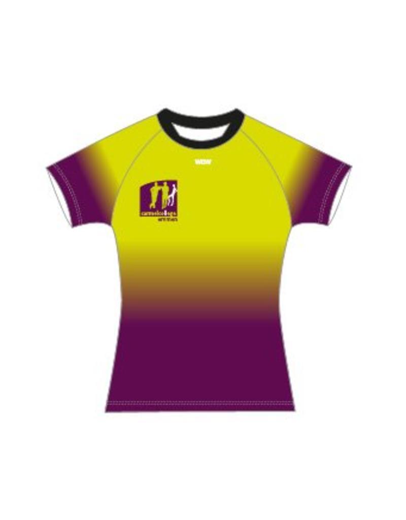WOW sportswear WOW Sportshirt Basic Dames