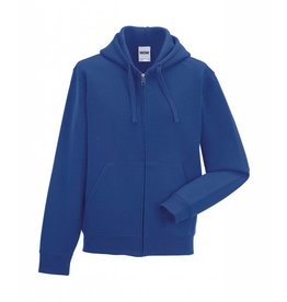 Authentic Zipped Hood Classic Royal