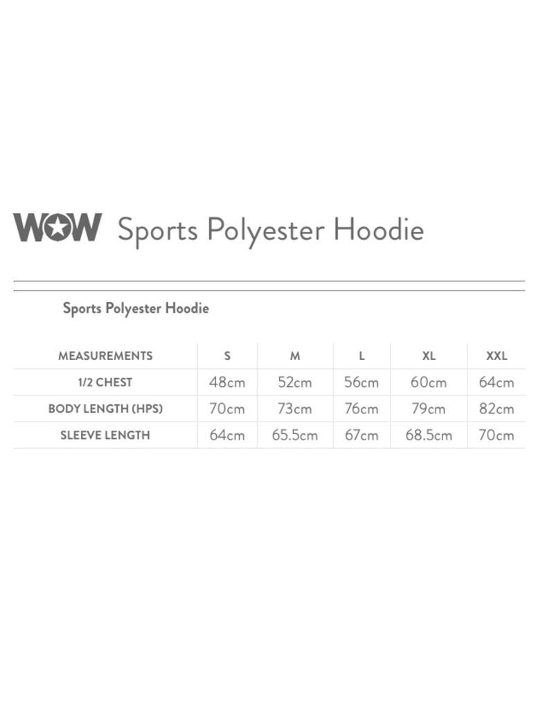 Sport Dry Fit Hoodie Royal