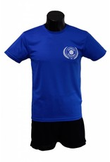 WOW sportswear Heren Sportshirt met clublogo en rugnaam