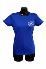 WOW sportswear Dames Sportshirt met clublogo en rugnaam