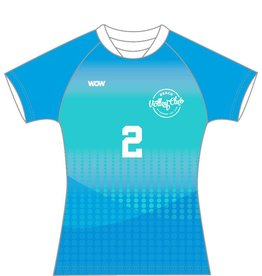 WOW sportswear Performance Shirt Raglan Dames