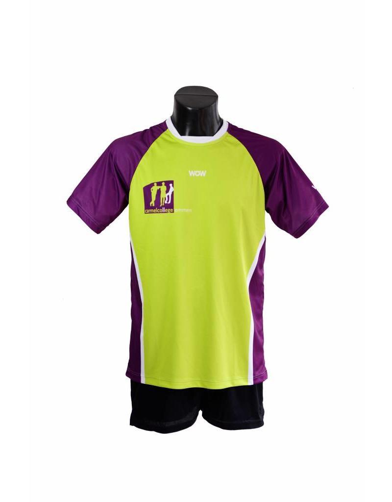 WOW sportswear WOW Performance Shirt Kids/Unisex (verplicht)