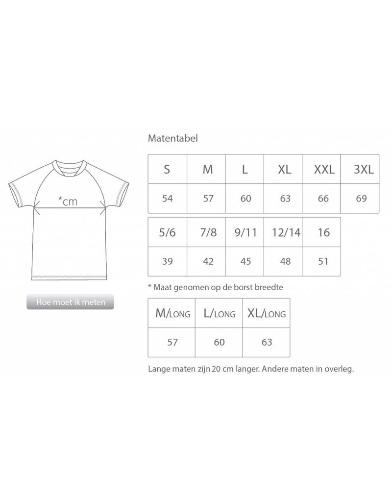 WOW sportswear Mouwloos Performance Shirt Heren