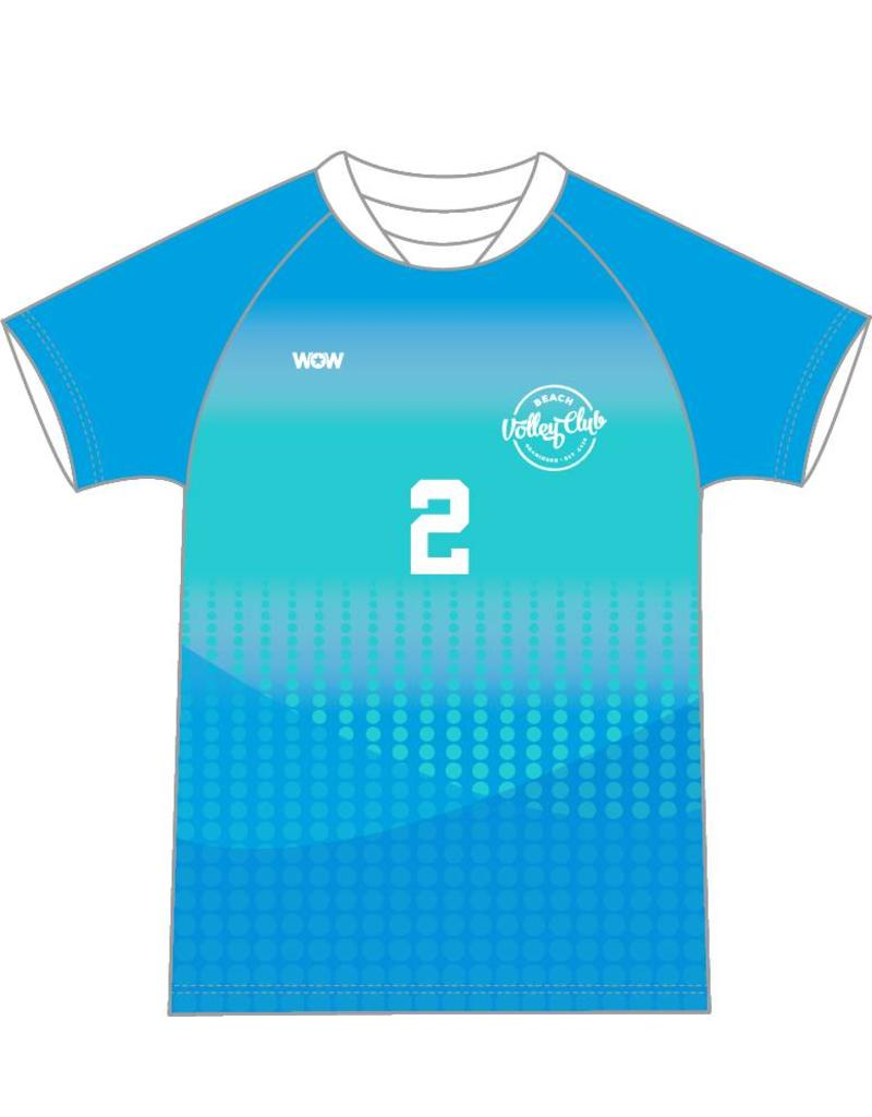 WOW sportswear Performance Shirt Raglan Heren BVCG