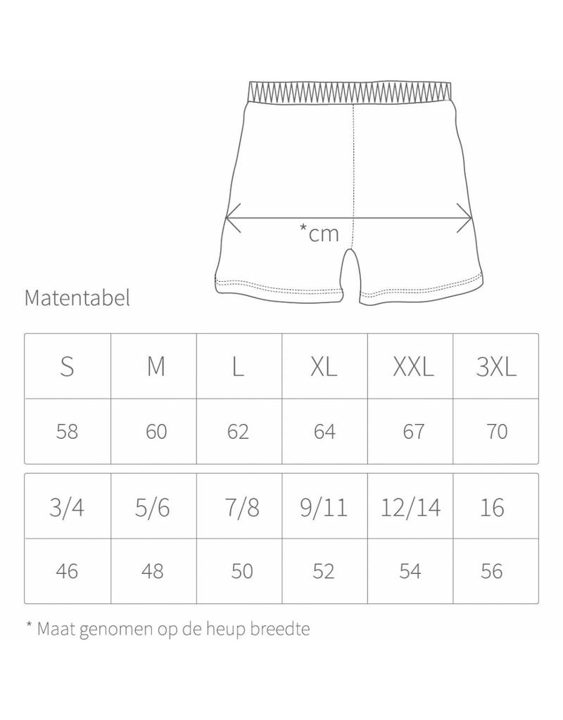 WOW sportswear Korte broek heren Vonk