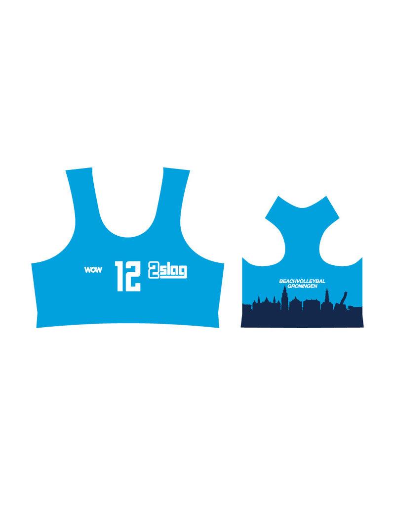 WOW sportswear Beachtopje Pro 2Slag
