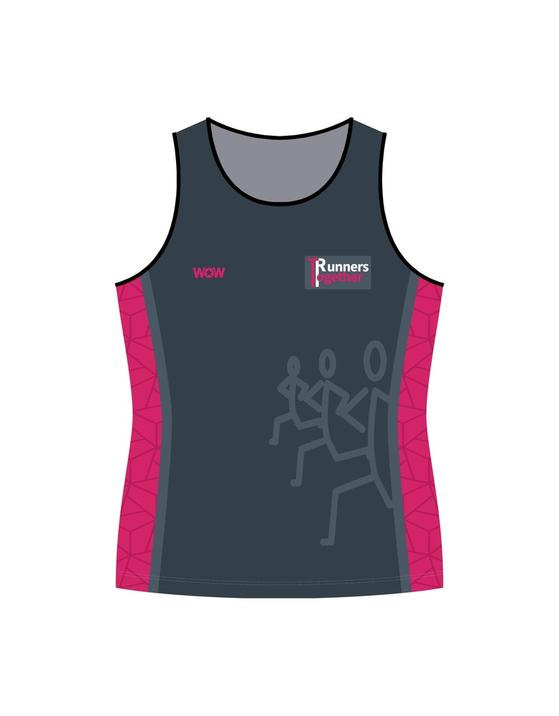 WOW sportswear Running Tanktop Dames