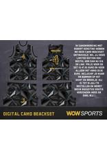 WOW sportswear DIGITAL CAMO LIMITED EDITION BEACHSET
