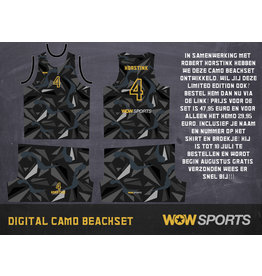 WOW sportswear LIMITED EDITION BEACHSET