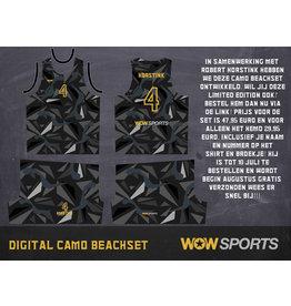 WOW sportswear LIMITED EDITION BEACHSET