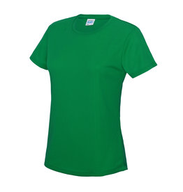 WOW sportswear Sportshirt Kelly Green
