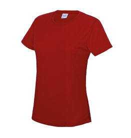 WOW sportswear Sportshirt Fire Red