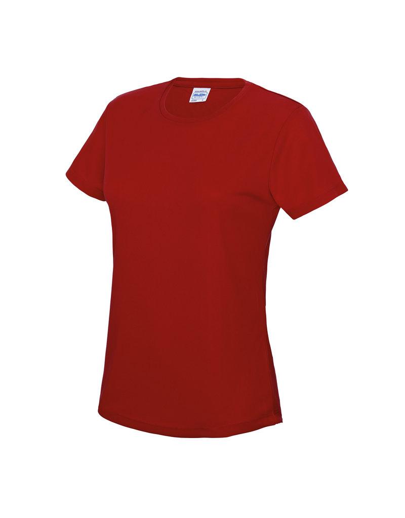 WOW sportswear Sportshirt Fire Red