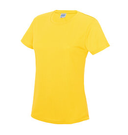 WOW sportswear Sportshirt Sun Yellow