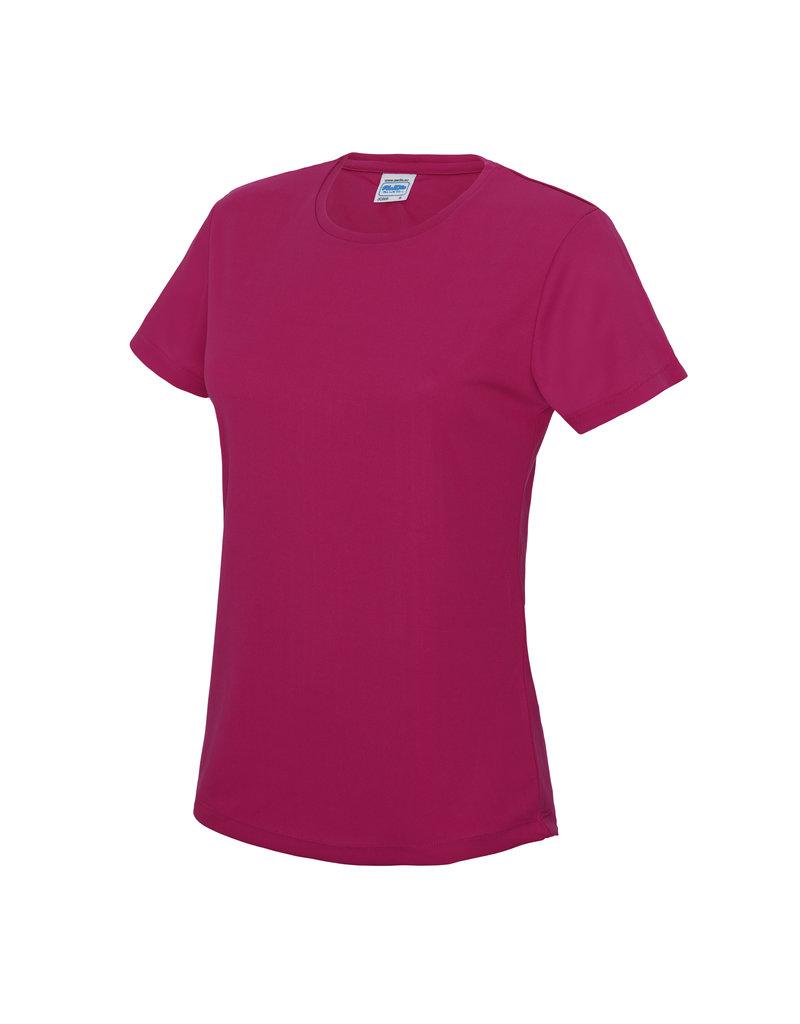 WOW sportswear Sportshirt Hot Pink