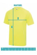 WOW sportswear Sportshirt Black Unisex