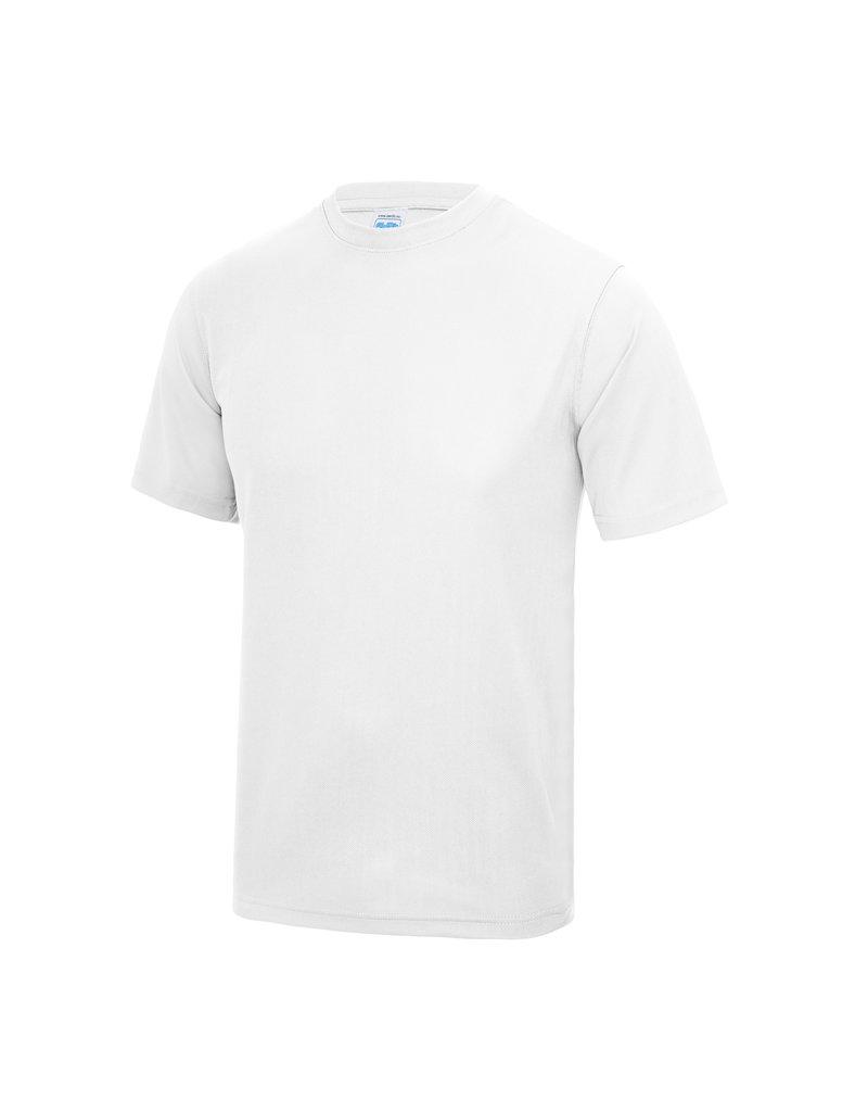 WOW sportswear Sportshirt White  Unisex