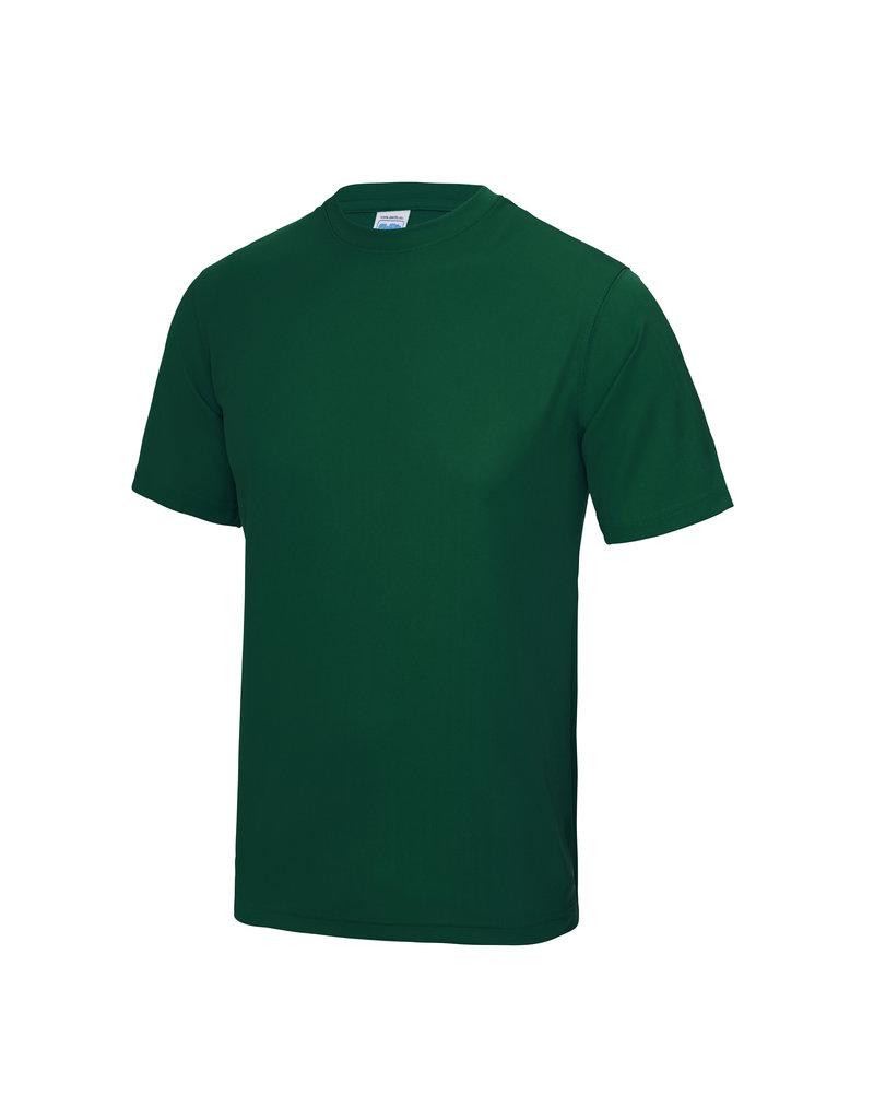 WOW sportswear Sportshirt Botlle Green Unisex